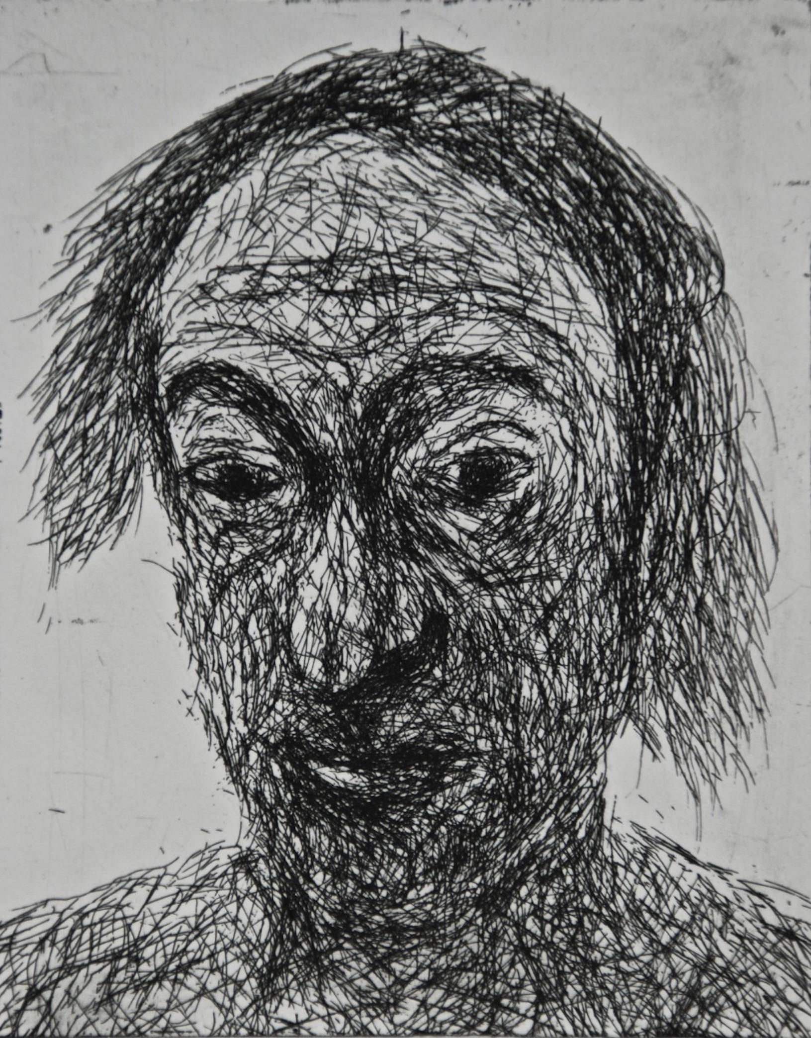 Mood 28, multi-states etching, 12.5 x 10 cm